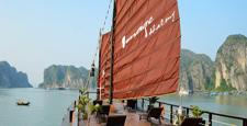 Croisière Halong Cruise Baie Vietnam