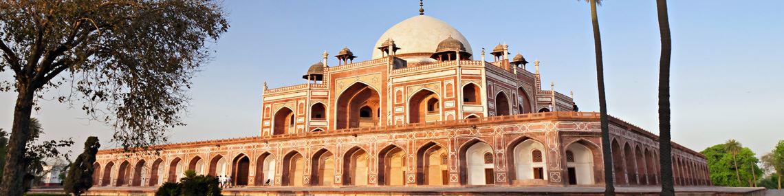 Delhi Tombe d'Humayun