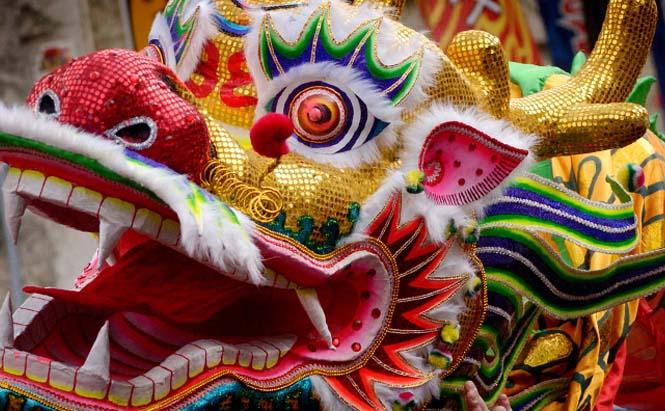 NE MANQUEZ PAS LE DEFILE DU NOUVEL AN CHINOIS DANS LE QUARTIER DU 13EME CE DIMANCHE 14 FEVRIER 2016
