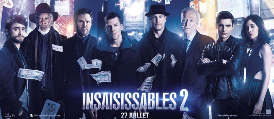 Gagnez places cinéma Insaisissables 2
