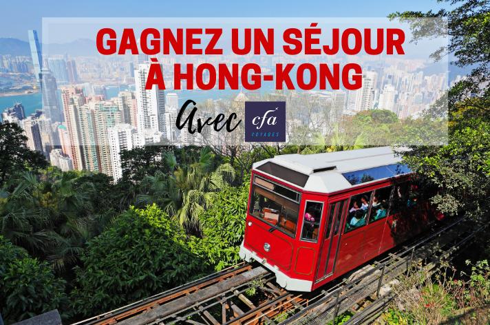jeu concours Hong Kong
