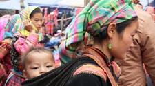 Minorités ethniques de Sapa au Vietnam