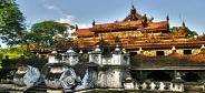 Monastère à Mandalay
