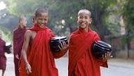 Bouddhisme au Myanmar