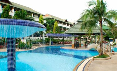Pattaya Jomtien Palace hotel