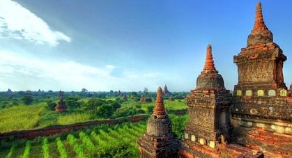 Destination idéale Birmanie