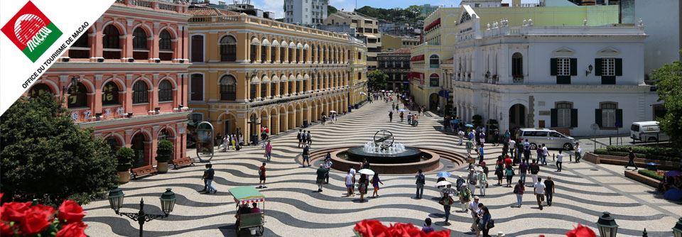 Senado Square à Macao