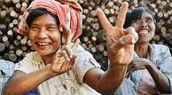 La population birmane