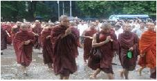 religions birmanes