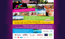 Informations du salon Sanuk Voyages le 16 et 17 mais 2014