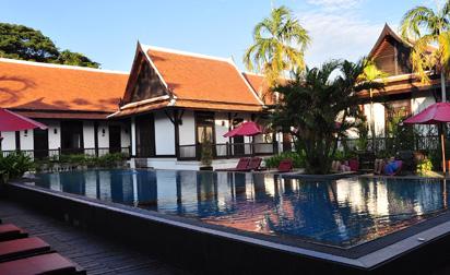 The legenda sukhothai resort