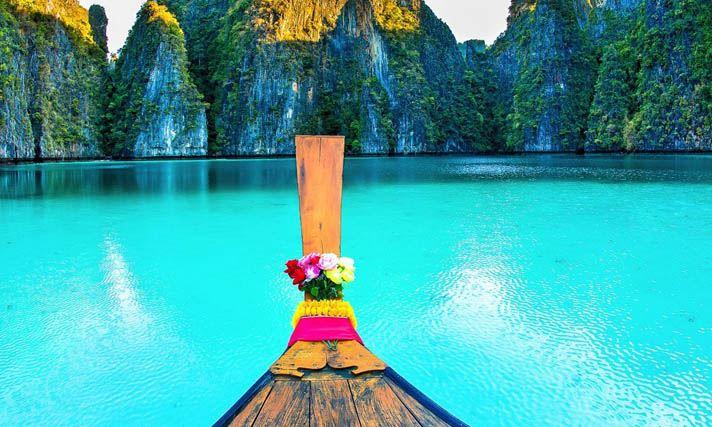 voyage pour la thailande