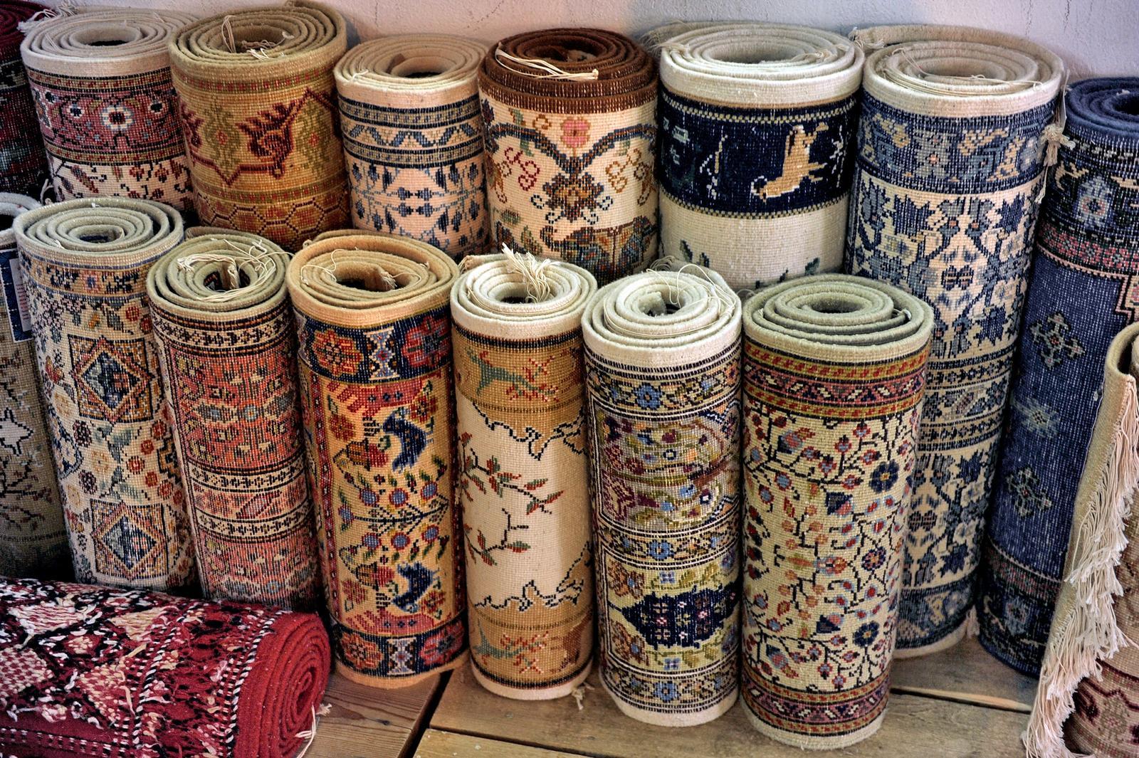 Kairouan carpets