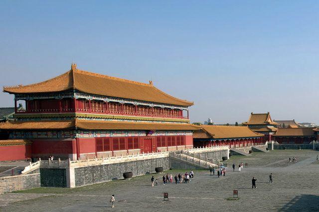 La Chine en liberté - Pékin/Xian en TGV, Shanghaï
