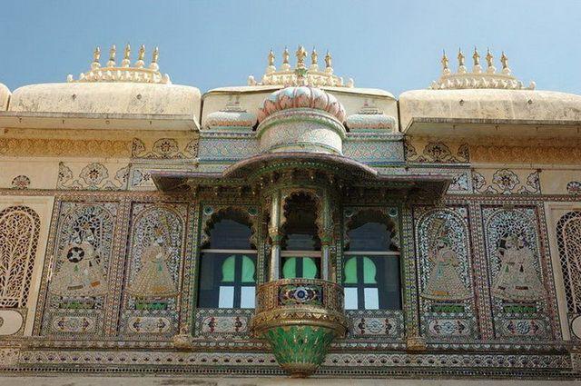Circuit Rajasthan Intimiste Vall 233 E Du Gange Inde