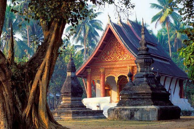 Laos en Majesté