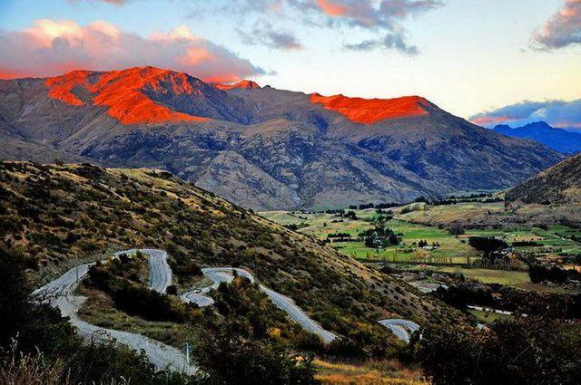 Exceptionnel Voyages Les Jumelles des Antipodes (autotour) - Nouvelle Zélande FO63