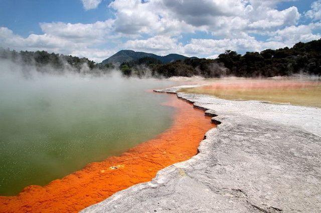 Photo n° 5 Flânerie néo-zélandaise (autotour) - Nouvelle Zélande