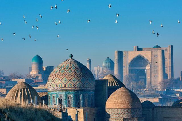 Ouzbékistan en liberté, Samarkand