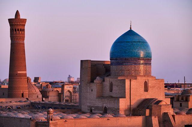 Ouzbékistan en liberté (hôtels cat. confort), Samarkand