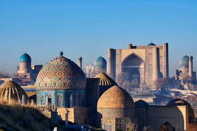 Ouzbékistan en liberté (hôtels cat. supérieure), Samarkand