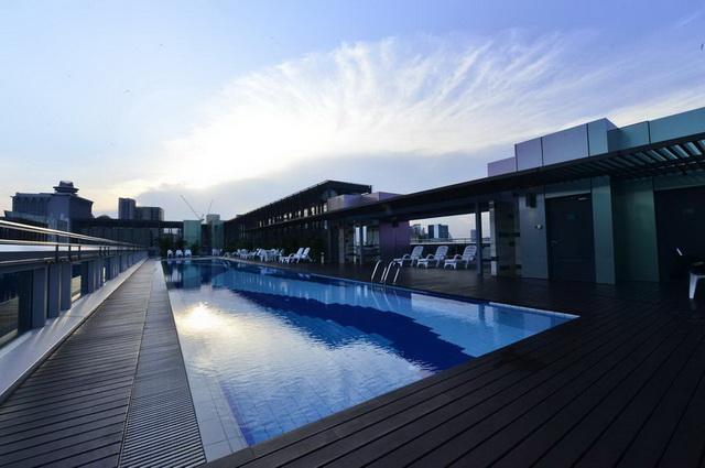 Circuit singapour havas voyages circuit singapour for Hotel singapour piscine