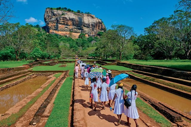 Ceylan en liberté - Sri Lanka, Colombo