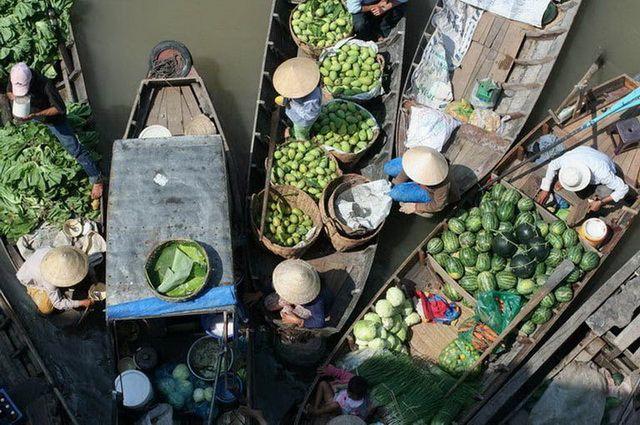 La Cantate du Mékong, pont principal - Vietnam, Cambodge