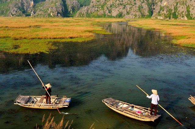Royaumes d'Indochine - Vietnam, Cambodge
