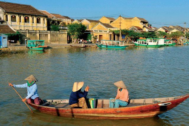 Le Vietnam en liberté, Hanoi
