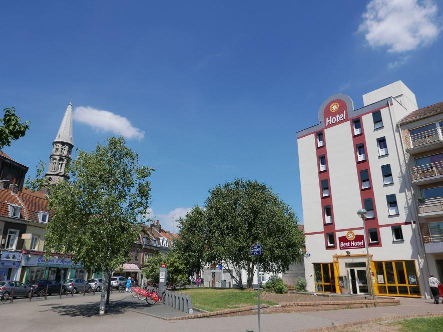 Best Hotel Lille - Facade