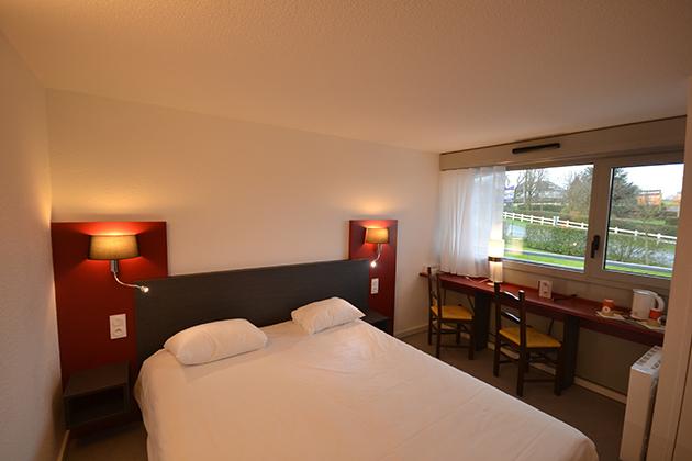 Best Hotel Mayenne Nouvelle chambre