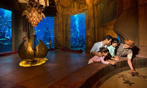 atlantis-aquarium-lost-chambers-grotte-animaux-marins