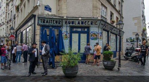 Visite à pied du quartier Le Marais à Paris