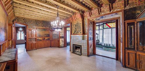 Visite à pied de la Casa Vicens : Première maison de Gaudi