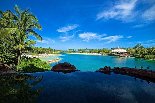 Combiné Cuba / Bahamas