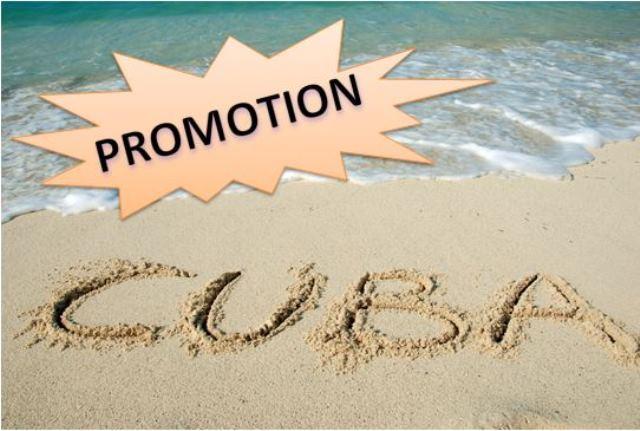 Promotion Trésors de Cuba