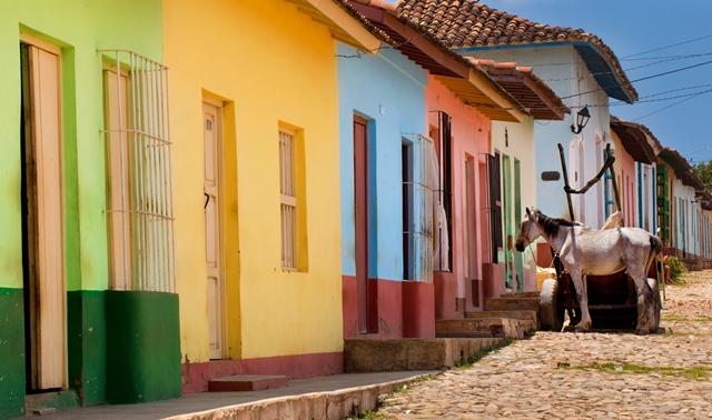 Trinidad ville