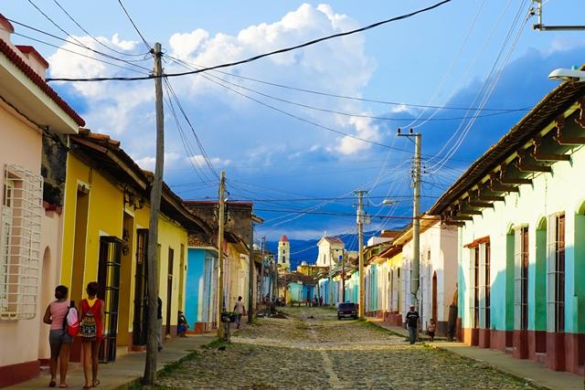Combiné La Havane - Trinidad - Cayo Santa Maria