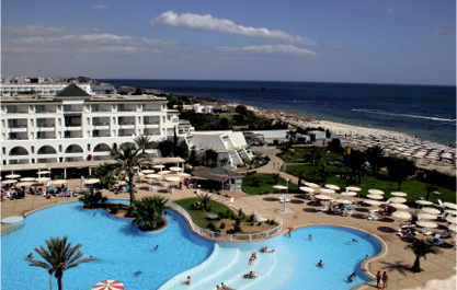 Séjour WEEK-END - EL MOURADI PALM MARINA 5*, All Inclusive (3 nuits)